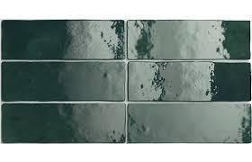 Equipe Artisan Moss Green 24471 керамическая плитка для стен 6.5х20 в  Москве недорого. Звоните!