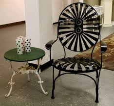 metal furniture design. Image Of: Small Round Wrought Iron Coffee Table Metal Furniture Design