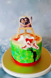 Daddy And Daughter Cake By Deepzr Cakesdecor
