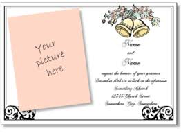 Printable Wedding Invitations Free Online Wedding Invitation