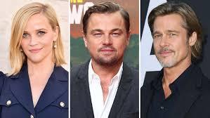 Leonardo DiCaprio, Brad Pitt, Reese Witherspoon to Present ...