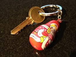front door keyMari Vannas Secret Front Door Keys