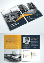 Free Profile Templates Enchanting Information Technology Company Profile Template Information