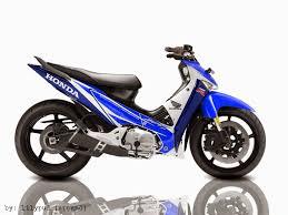 n cara modifikasi motor supra fit tahun 2004 terlengkap