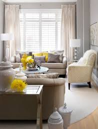 adding color to neutral living room