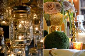Vintage Wedding Decor Watch More Like Vintage Wedding Ideas Mason Jars