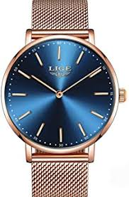 Buy <b>LIGE Men's Watches</b> at Best Prices in India - Amazon.in