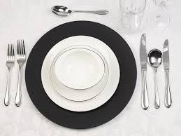 x designer decorative charger plates xmas dinner dining setting