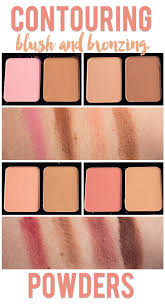elf contour kit swatches. create a healthy and natural glow all year long with the contouring blush \u0026 bronzing powder elf contour kit swatches