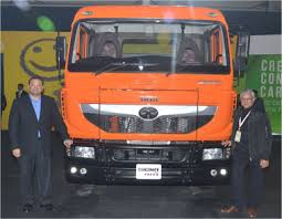 new car launches from tataTata Motors launches its new SIGNA range of commercial vehicles