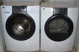 kenmore elite washer and dryer. kenmore elite he3 front load washer / dryer and i