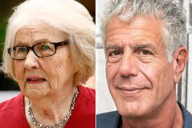 viral olive garden reviewer on her special bond with anthony bourdain after he came to her defense he was nothing but kind