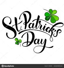 St Patrick S Day Designs Happy Saint Patricks Day Vector Illustration Irish