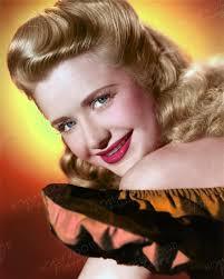 Priscilla Lane Enchanting Belle 1942 | Hollywood Pinups Color Prints