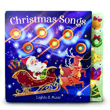 Christmas Cards With Lights And Music Christmas Songs 5 Tunes Accented With Lights Lights