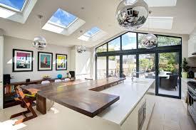 lighting for lofts. Landmark-Lofts-home-extension-lighting Lighting For Lofts