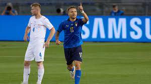 Italia - Repubblica Ceca 1-0, gol di Immobile - Calcio - Rai Sport