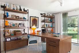 mid century modern home office. midcentury modern home office mid century