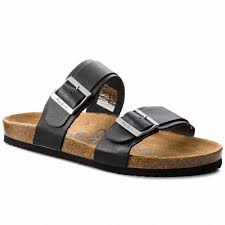 slides pepe jeans slides pepe jeans bio leather pms90054 black 999 clogules mules and sandals men s shoes uuxqmxr