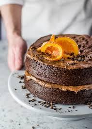 Chocolate Orange Cake Jonathan Stiers