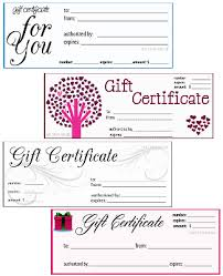 Gift Certificate Printable Free Diy Printable Gift Cards Download Them Or Print