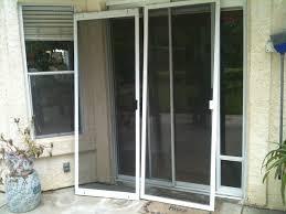 nice screen door for sliding glass patio door your house decor sliding patio screen doors