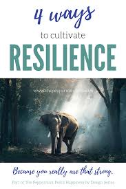 How To Be More Resilient The Peppermint Post