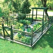 garden gates and fences. Vegetable Garden Fences And Gates Best Ideas On Fence 8