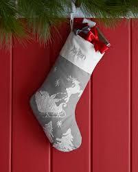 gray christmas stockings. Delighful Stockings Throughout Gray Christmas Stockings