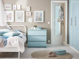 white ikea bedroom furniture. a bedroom with wardrobe in white blue doors combined chest of ikea furniture