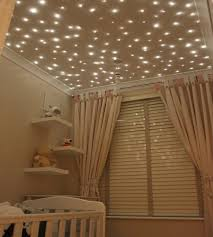 nursery ceiling star lights designs