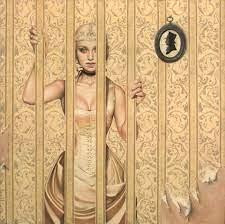 Pandora Young - The Yellow Wallpaper