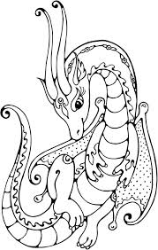 Small Picture Winsome Inspiration Printable Dragon Coloring Pages 12 Delightful