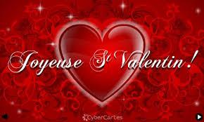 Carte De St Valentin Carte Joyeuse Saint Valentin Cybercartes Com