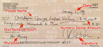 How To Write A Check The Dummies Guide To 1st Century Technology