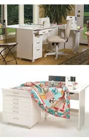 we have some models of horn cabinets on display at both of our locations with several models and configurations for sewing quilting and crafting