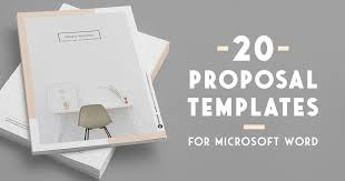design proposal layout 20 creative business proposal templates you wont believe are