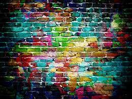 brick graffiti wallpaper on wallpapersafari