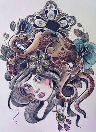 Small Picture Ms Octopus 3 via Tumblr on We Heart It