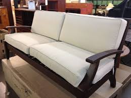 Amazing of Patio Sofa Cushions Backyard Decorating s Patio