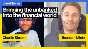 Bringing the Unbanked into the Financial World w Brandon Mintz of the  Bitcoin ATM Empire - YouTube