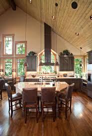vaulted ceiling lighting. vaulted ceiling lighting kitchen traditional with poplar bark tu0026g i