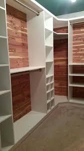 diy walk in closet ideas new cedar lined closet 2 diy walk in closet ideas
