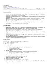 ankur mathur cv resume format for articleship