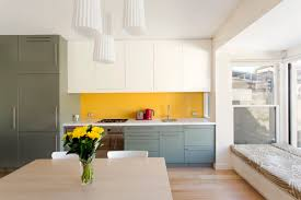 White And Yellow Kitchen Yellow Accent Kitchens That Really Shine Download Here