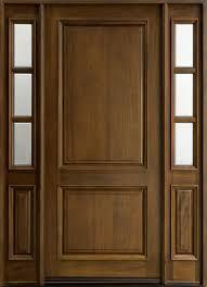 Cheap Solid Wood Exterior Doors