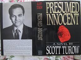 Presumed Innocent Book PRESUMED INNOCENT [24]FIRST EDITION NEAR FINE GENTLY READ 23