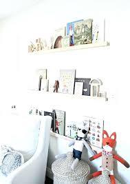 bookcases bookcase for nursery wall bookshelf bookshelves improbable shelves design new collection white home interior