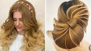 10 Beautiful Hairstyles Tutorials Life Hacks For Girls