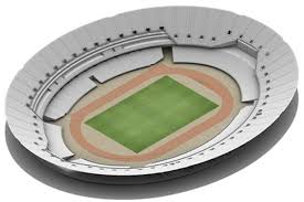 Retractable Seating Plan For London 2012 Olympic Stadium